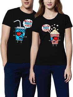 pärchen t-shirts / batman t shirt / batman couple shirts / couple shirts / his and hers shirts / couple t shirts / couples matching shirts Couple Tees, Matching Couple Shirts, Couple Tshirts, Matching Couples, Matching Outfits, Shirt Print Design, Shirt Designs, Kids Shirts, Cool Shirts