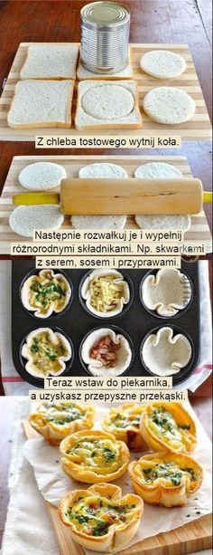 Broodhapje in vormpje Masterchef, Healthy Snacks, Healthy Recipes, Snacks Für Party, Food Design, Diy Food, Finger Foods, Food Inspiration, Love Food