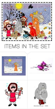 """""""Alternative christmas"""" by no-where-girl ❤ liked on Polyvore featuring art"""