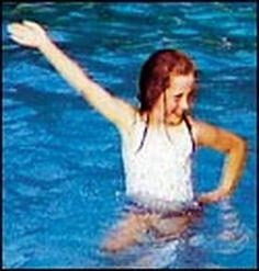 Princess Diana Swimming | Diana the Swimmer | All Things Princess Diana