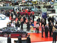 Salón del Automóvil en Ginebra