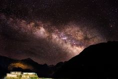 Photo House under the GALAXY by Adeel Gondal on 500px
