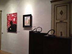 """""""Inaugurazione Art@ENOJAZZ""""  #andrea #mattiello #villalibano #barga #ventidarte #circolodeidifferenti #art #contemporaryart #arte #contemporanea #music #jazz #artista #emergente"""