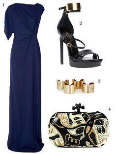 It Girl Weddings // Wedding Guest Attire Guide: white tie, black tie ...