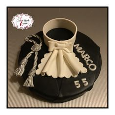 Lawyer's cake topper