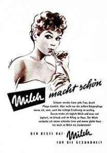 Werbung /Bilder 1957