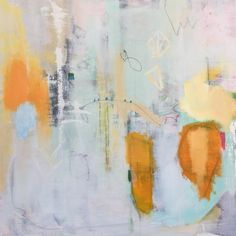 Hope - Leslie Alterman. 36 x 36 inches. Acrylic on gallery wrapped canvas. $1,200