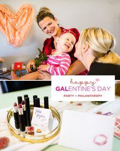 GALentine's Day Party - Girlfriends Valentine's Day