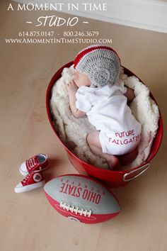 Futute tailgater :)) I will be doing this...boy or girl!