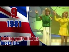 Eurovision: UNITED KINGDOM's Top 10 Songs - YouTube