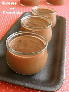 Creme de chocolate cremosissimo #Bimby