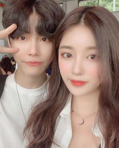 Leo and Lucy Boy And Girl Best Friends, Korean Best Friends, Couple Picture Poses, Cute Couple Pictures, Couple Photos, Ulzzang Korean Girl, Ulzzang Couple, Cute Relationship Goals, Cute Relationships