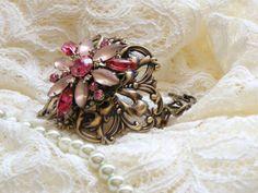 Upcycled Bracelet Repurposed by urbanaccessories4u on Etsy, $38.99