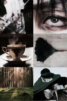 Levi Ackerman aesthetic