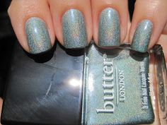 Butter London - Fishwife $15