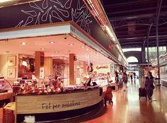 Carnicería diseño - mercat del ninot - carnicerías modernas - butchery design - food market - boucherie moderne - carnisseria