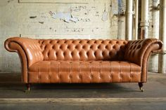 Great for Chesterfield Design Polster Couch Leder Sofa Garnitur Luxus Textil Sofas 164 Sofas from top store Chesterfield Sofas, Leather Chesterfield, Diy Sofa, Sofa Design, Interior Design, Brown Leather Sofa Bed, Homemade Sofa, Rustic Sofa, Rustic Leather Sofa