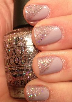 Easy nail idea! LOVE THIS!!!