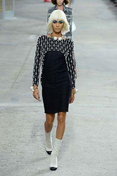 París Fashion Week SS 2014: Desfile de Chanel - Harper's Bazaar