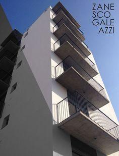 Conjunto Residencial formado por duas torres, localizado no bairro Cidade Baixa, Porto Alegre, RS. O projeto foi desenvolvido pensando em moradores que usufruam das facilidades do bairro e da proximidade ao Campus Central da UFRGS. A Torre 01 possui seis pavimentos e apartamentos de dois dormitórios, enquanto a Torre 02 foi projetada com oito pavimentos com apartamentos de um dormitório.