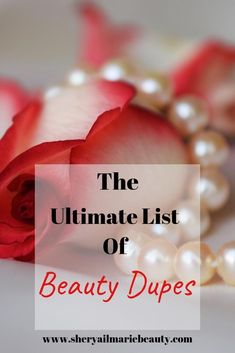 The Ultimate List Of Beauty Dupes Cult-Favourites Eyeshadow Dupes, Skincare Dupes, Lipstick Dupes, Beauty Dupes, Beauty Makeup Tips, Homemade Beauty Tips, Drugstore Makeup Dupes, Skin Care Tools, Moisturizer With Spf