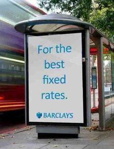 Barclays  Joke