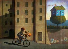La Casa Dei Sogni by Aguaplano (deviantart.com)