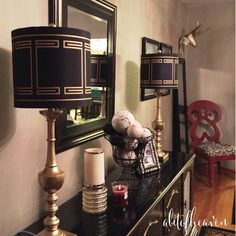 Lamps from Gordmans!