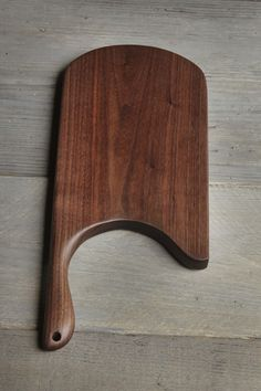 Black Walnut Cutting Board - love this