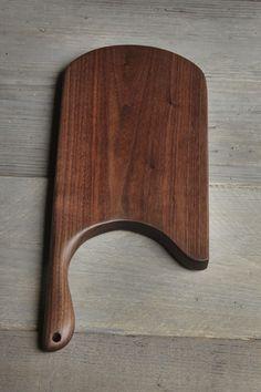 Black Walnut Cutting Board - love this