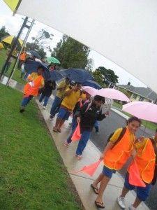 Story of Auckland's Walking School Bus Program
