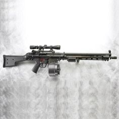 HK battle rifle