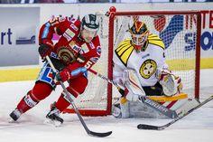 Ishockey, SHL, Frölunda - Brynäs - Foto: Per Friske / Bildbyrån