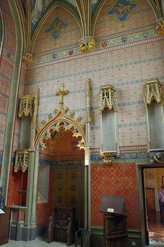 Bourges - Palais Jacques Coeur - La Chapelle | Flickr: partage de photos! Gothic Architecture, Amazing Architecture, Bourges, Chapelle, Renaissance, Medieval, Spain, France, Cher