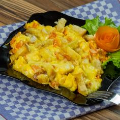Vegan Recipes, Vegan Food, Cauliflower, Breakfast Recipes, Meat, Chicken, Vegetables, Recipes, Veggie Food