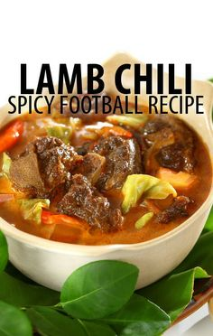 Need to try something new with your chili this year? The Chew's Mario Batali is here to rescue you with a Lamb Chili Recipe for your next party. http://www.recapo.com/the-chew/the-chew-recipes/chew-chili-cook-mario-batali-lamb-chili-recipe/