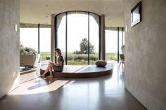 Interieur im monochromen Stil – W. House by UNStudio - Decor Nachhaltiges Design, House Design, Contemporary Architecture, Interior Architecture, Dutch House, Smart Home Automation, D House, Eco Friendly House, Best Interior