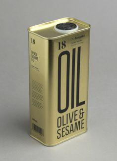 Olive Sesame Oil Lo Siento