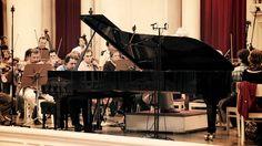Petersburg Philharmonic Orchestra Tchaikovsky Piano Concerto No. 1 Video by Deutsche Grammophon Conductors, Classical Music, Piano, Album, Classic Books, Pianos