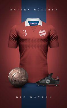 40 maglie da calcio vintage, inventate - Il Post