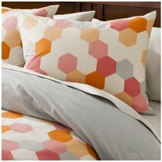 Target- Kids bedding for the Girls bed!