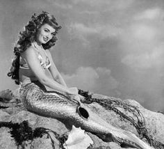 Ann Blyth in Mr. Peabody and the Mermaid, 1948
