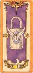 Clow Card - The Lock