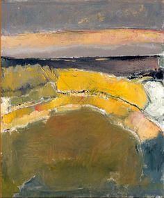 La era, 1985. Óleo/lienzo 73x60.