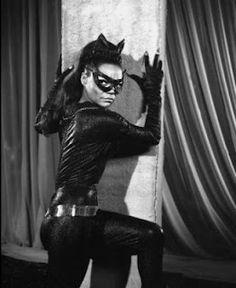 Eartha Kitt as Catwoman! My favorite so far.