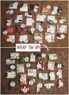 Two by Two: Christmas advent in a box for missionaries Missionary Countdown, Missionary Girlfriend