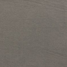 Putty Gray Solid Cotton Spandex Knit Fabric - A top quality designer overstock score!  A very, very high quality cotton jersey with spandex solid knit in a unique putty gray mocha brown color.  Fabric is true medium to heavy weight with an excellent 4 way  stretch and recovery, nice soft smooth hand, and very wide at 65