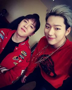 Taeil and Zico | #BlockB #Taeil #Zico