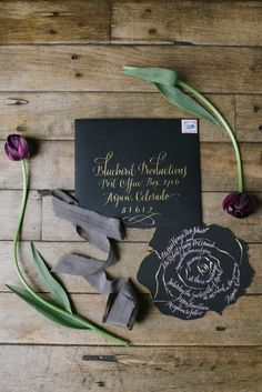 Inspired by Black Swan, Bluebird Productions styled the sh Tea Party Invitations, Save The Date Invitations, Invitation Paper, Floral Invitation, Wedding Stationery Inspiration, Beautiful Wedding Invitations, Wedding Stationary, Wedding Inspiration, Wedding Vendors