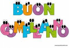buon-compleanno ~ Happy Birthday